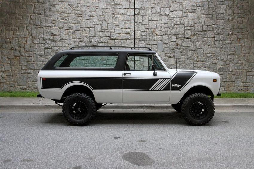 1976 International Scout II Traveler