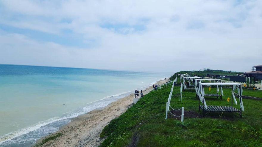 Dreamy Beachside Resort Vama Veche