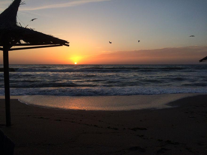 Vama Veche sunrise