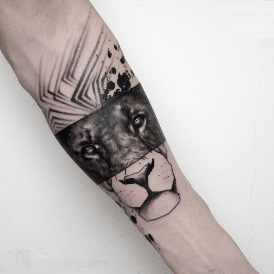 lion tattoo inspiration