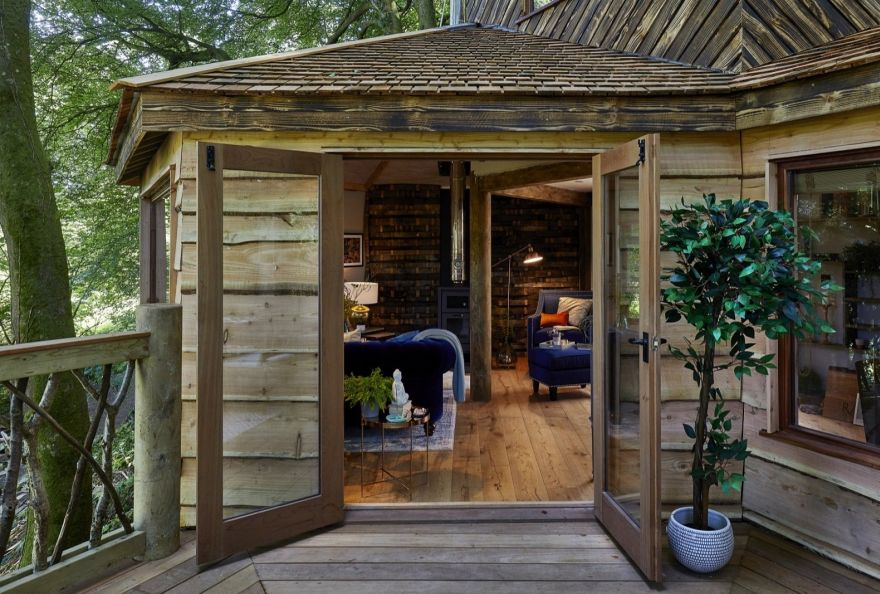 luxurious treehouse - Ravendere Retreat