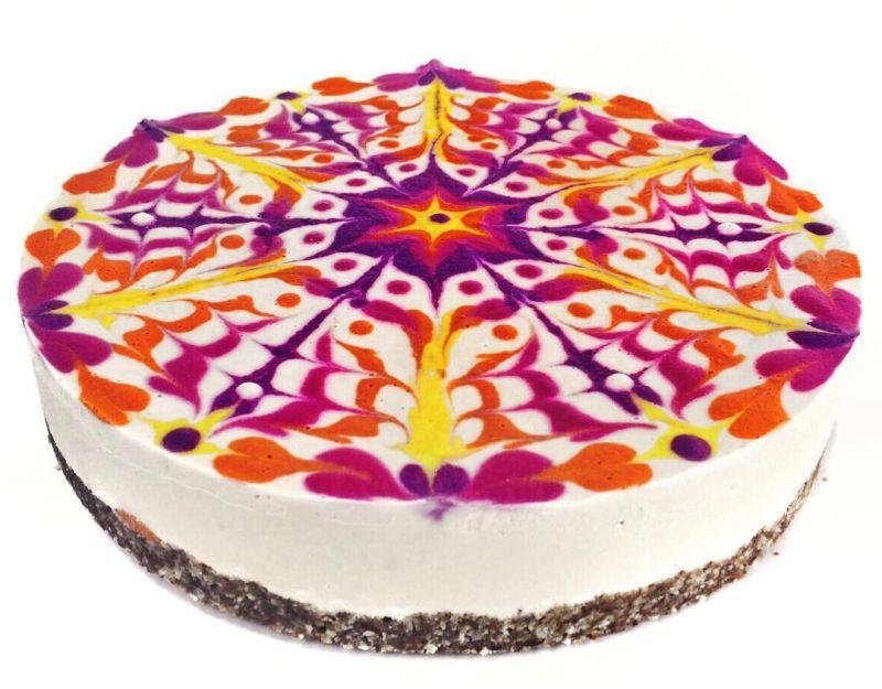 raw vegan cakes