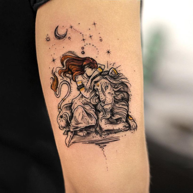 tattoo by Robson Carvalho