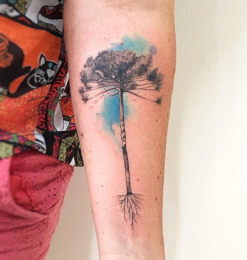 awesome tree tattoos