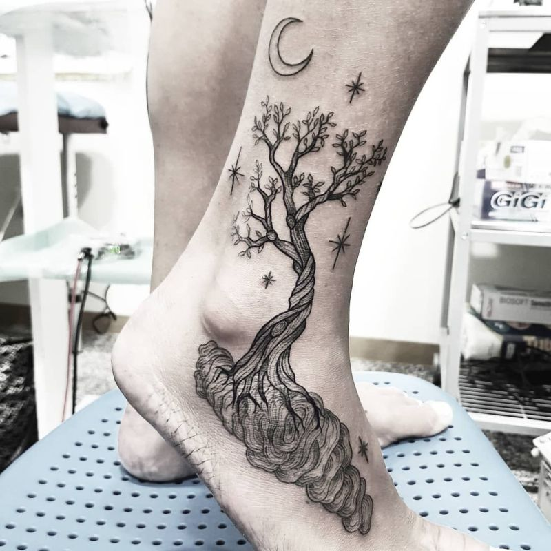 tree of life tattoo