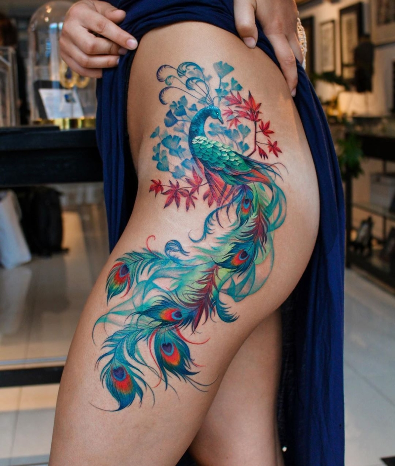 cool ink pieces