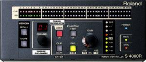 Roland S-4000R dpaudio sound hire