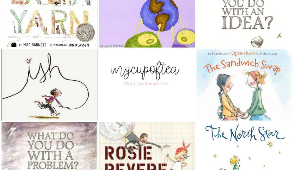 Eight Picture Books Every Adult Should Read