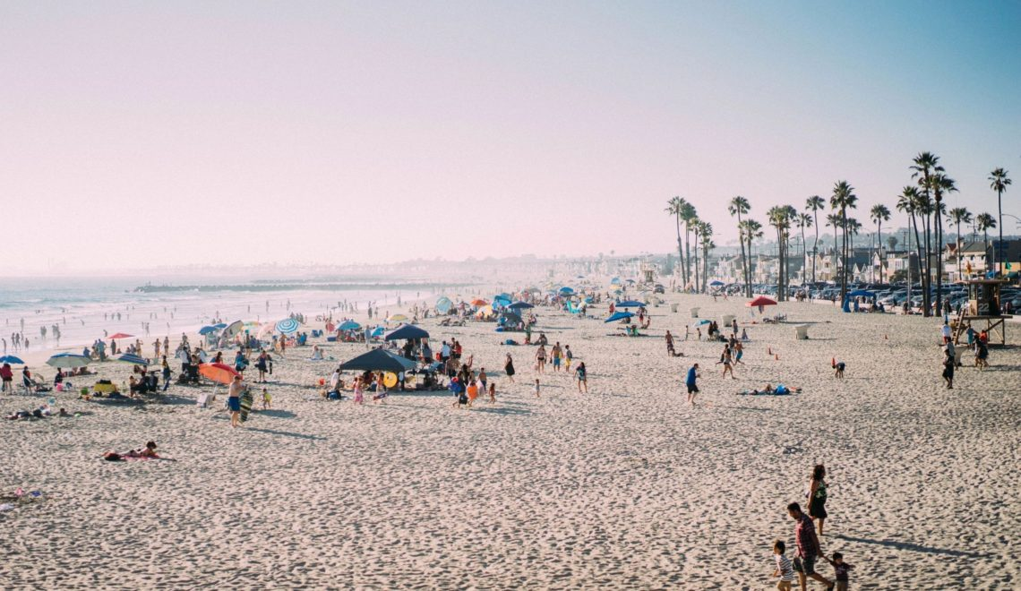 Life is a Beach: Nine Pieces to Start Off Your Summer