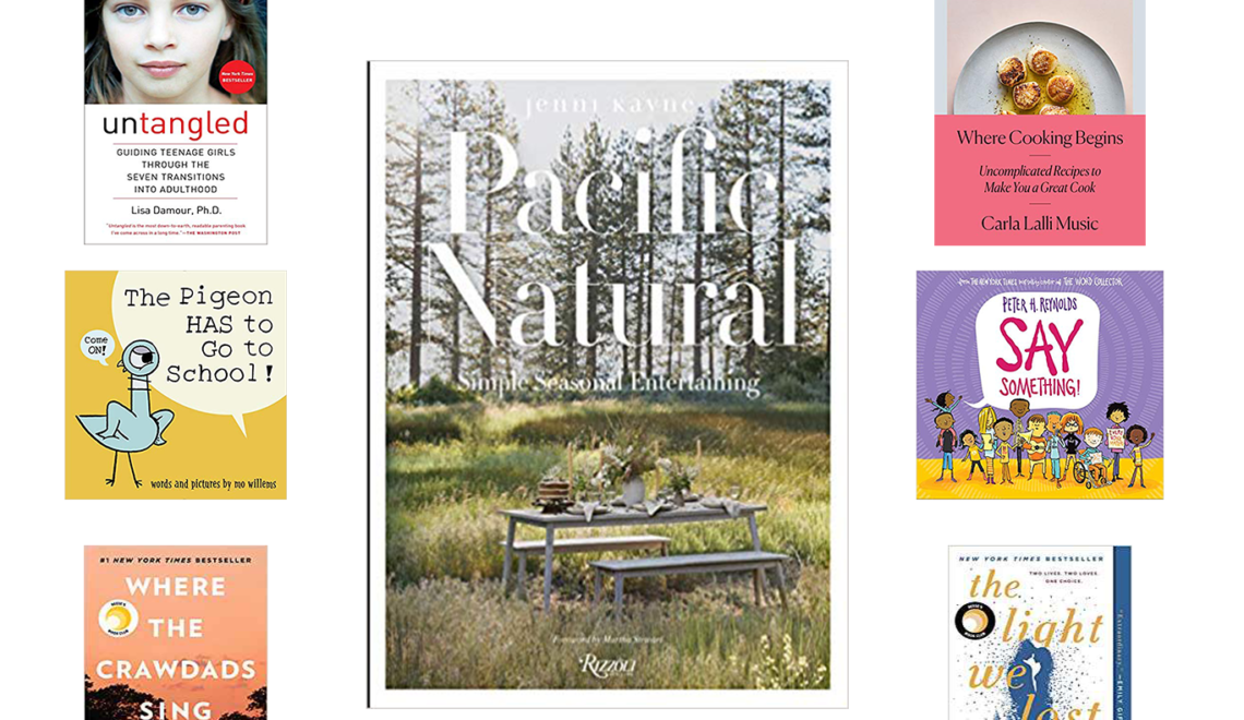 Six Books On My Wishlist