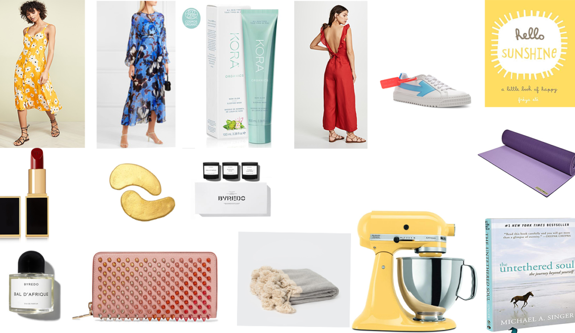 Gift Guide: The Colors Mother's Day