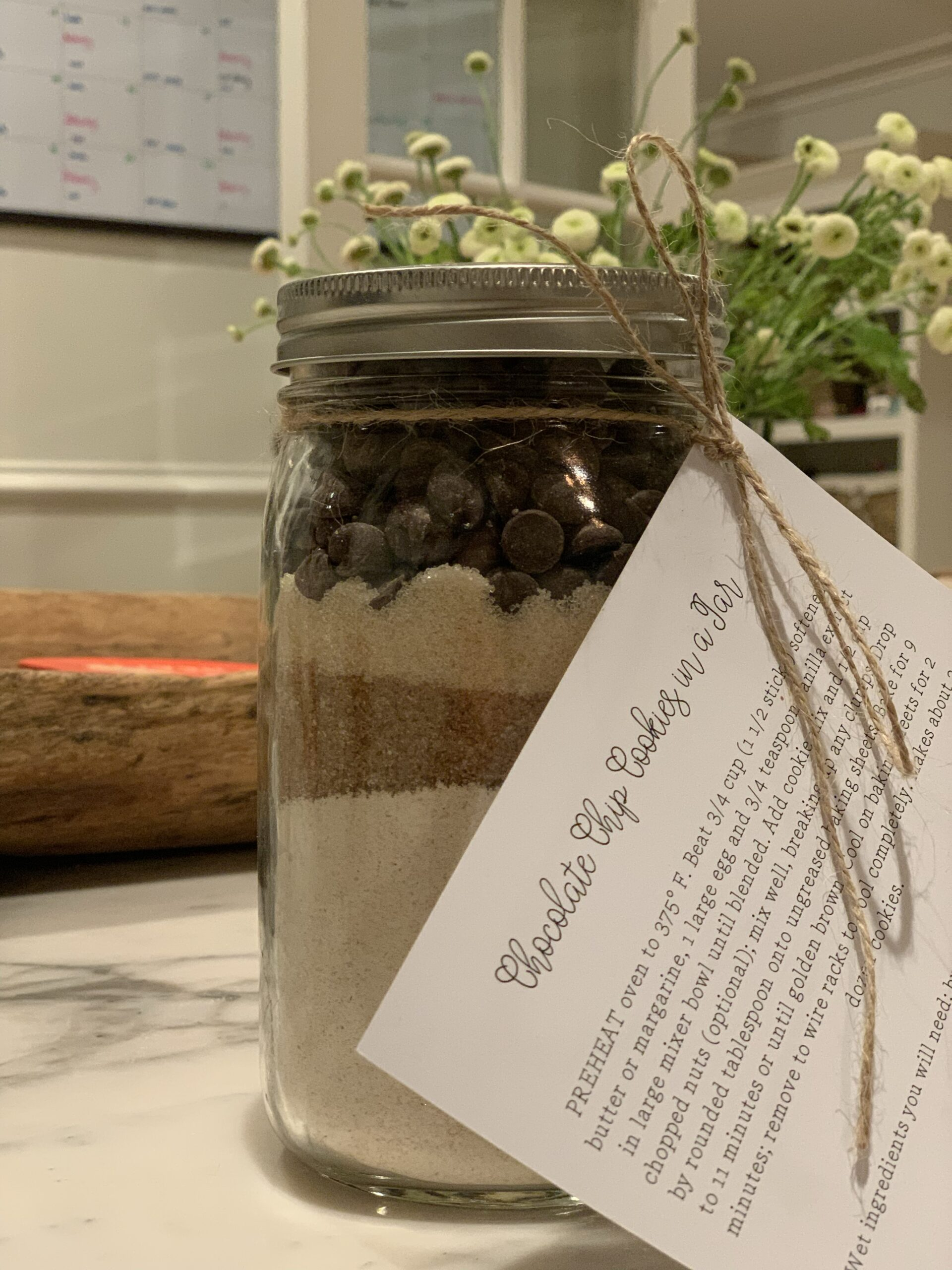 Cookies in a Jar