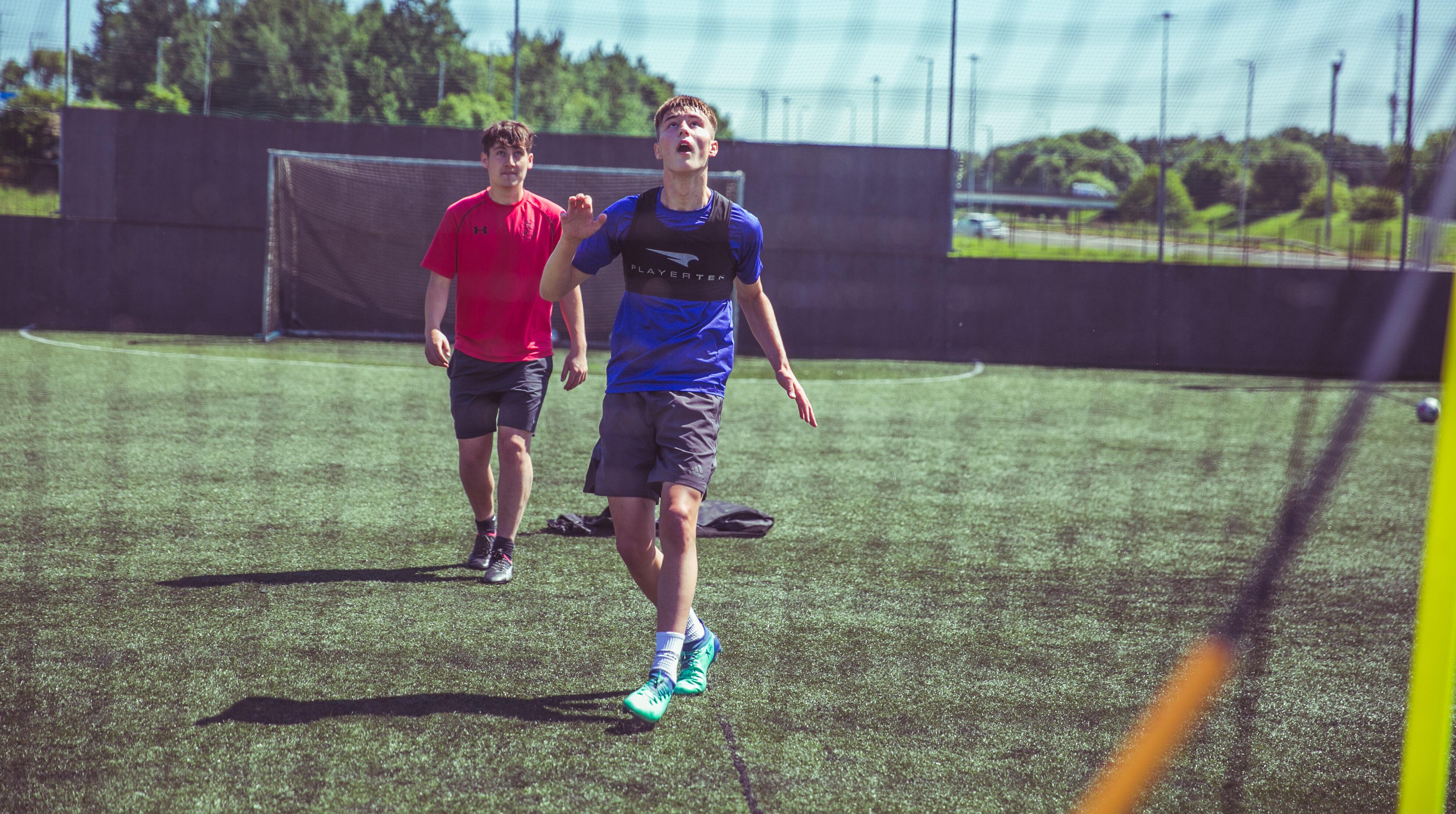 SportsLab Interviews: Harry Cochrane