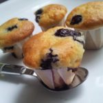 blueberry muffin small