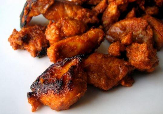 chicken tikka dry
