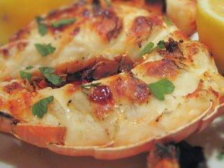 grilled lobster 320