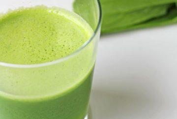 Bok Vhoy Green Juice by In Sonnet's Kitchen