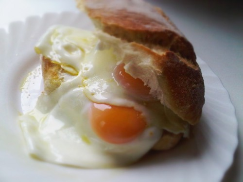 How to cook the perfect steam fried egg