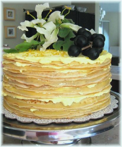 English pancakes for Pancake Day