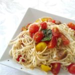 cherry tomato linguine