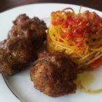 meatballs-spaghetti-nests