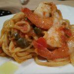 shrimp caper lemon linguine 2