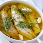 mackerel antipasto
