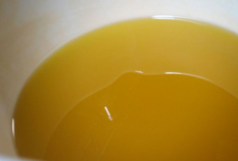 An education in Ornello's olive oil