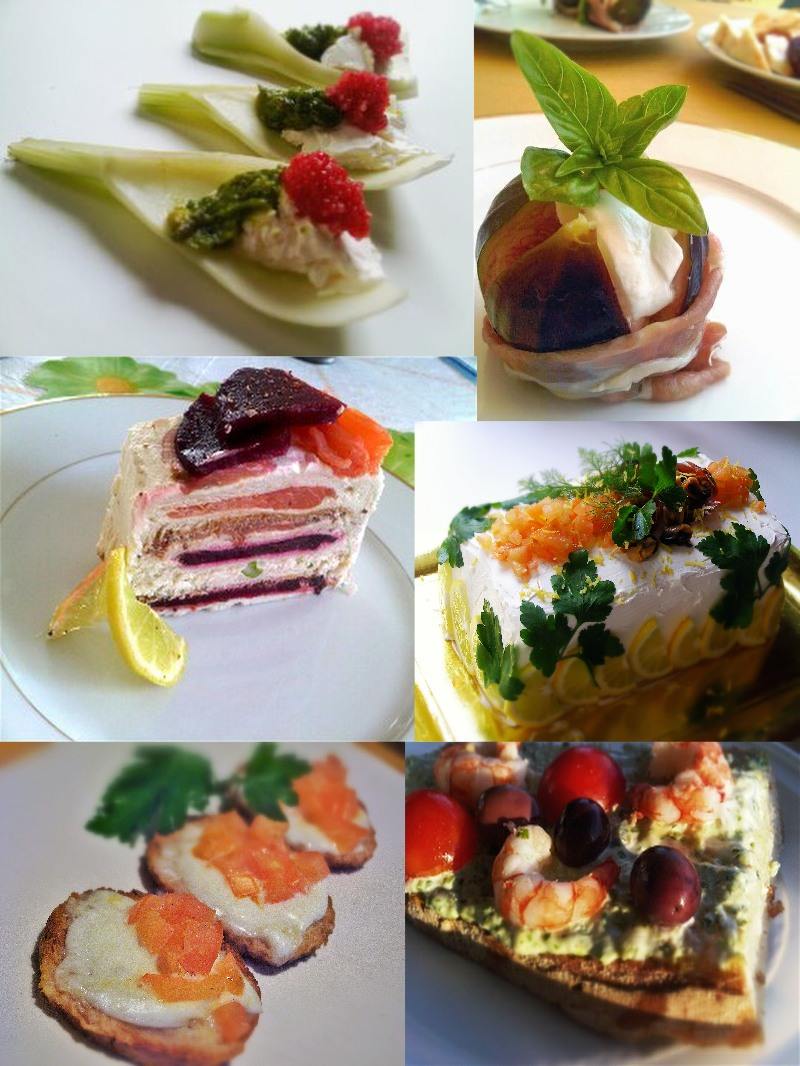 Antipasto Party and Finger Food Ideas
