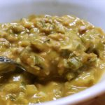 vegetable gumbo finished