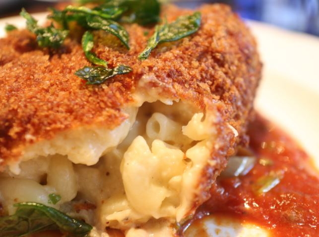 macaroni-fritters