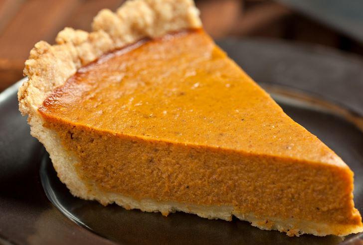 Brilliant pumpkin pie