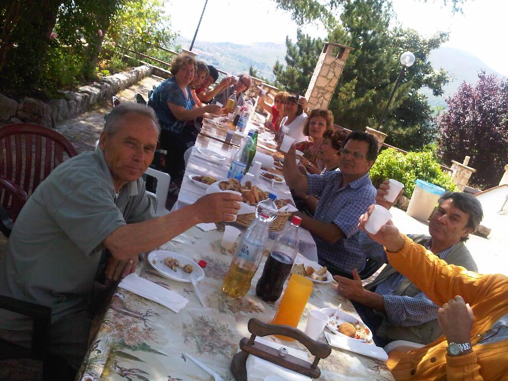 Italian order of service – buon appetito!