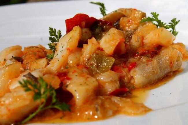 Italian Christmas Baccala Soup