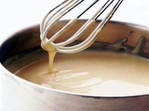 quick and easy bechamel sauce