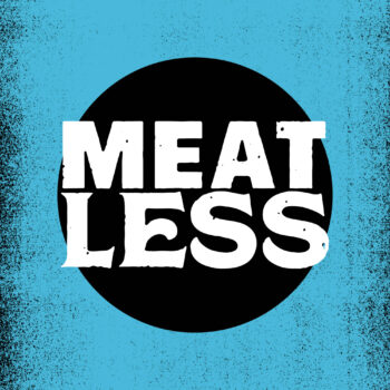 The meatless logo
