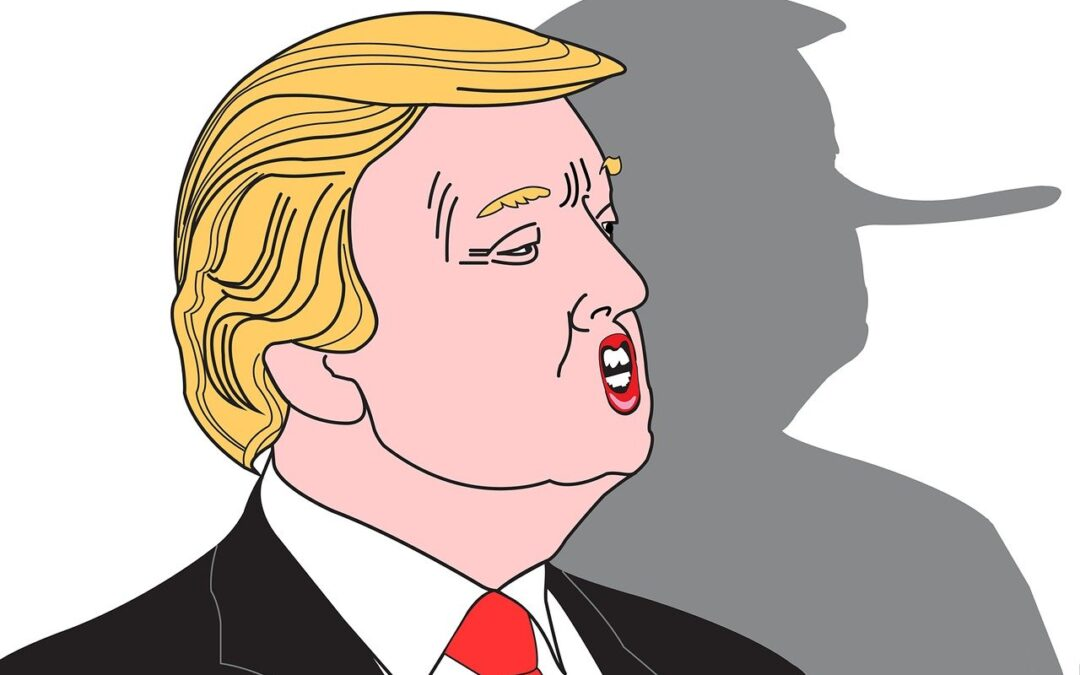 Statistik, förbannad lögn & Donald Trump