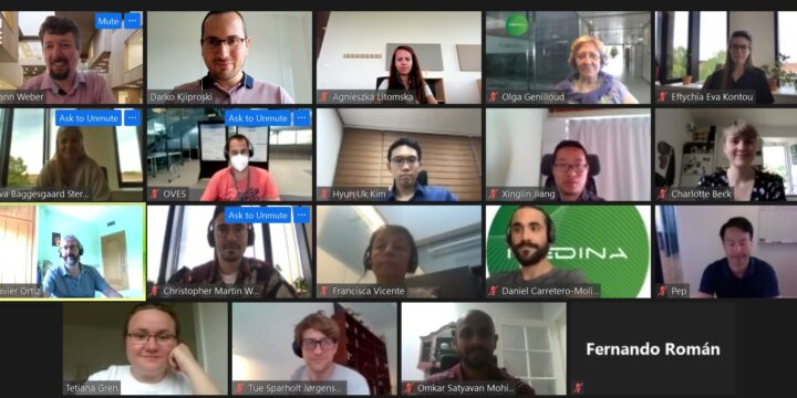 IIMENA Project Half-Annual Meeting