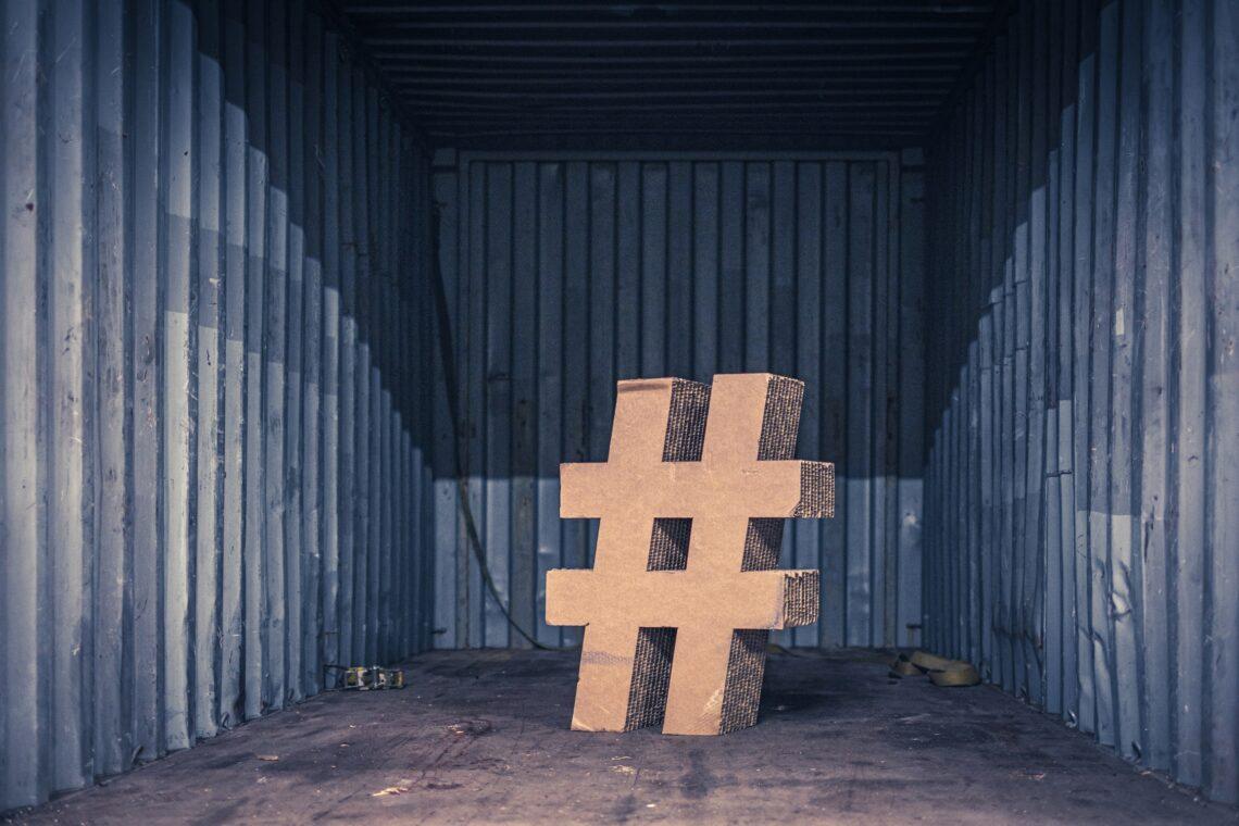 Hashtags Social Media Barefoot Communications