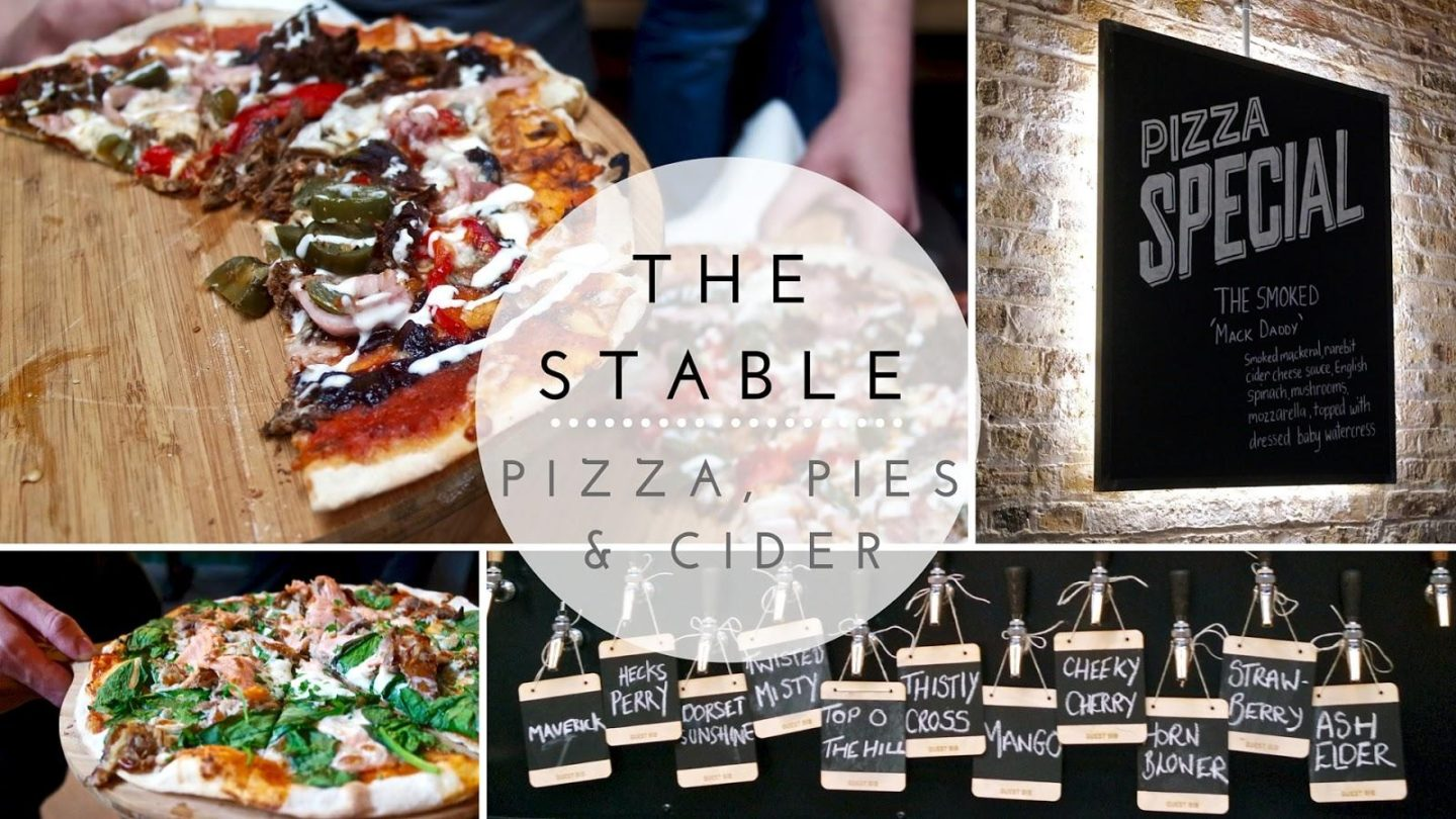The Stable Whitechapel || Food & Drink