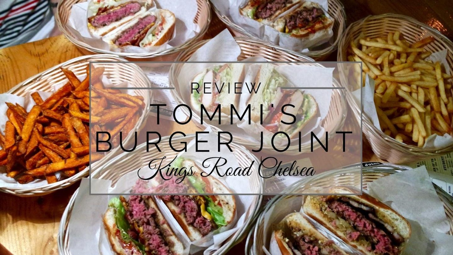 Tommi's Burger Joint Chelsea || Food & Drink