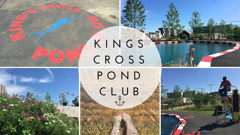 Kings Cross Pond Club || London