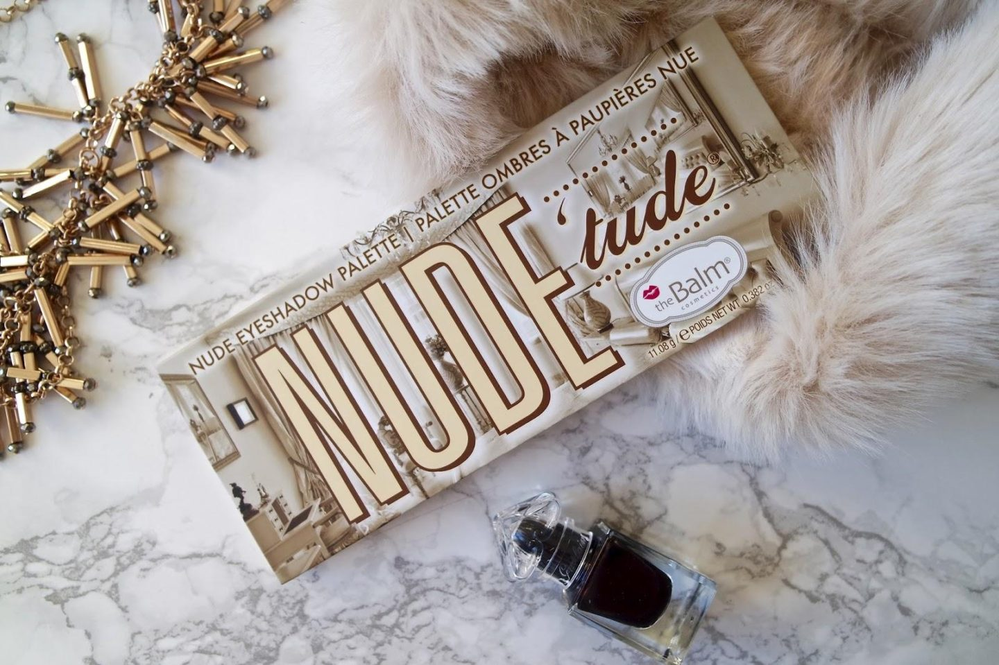 The Balm Nudetude Eyeshadow Palette Review    Beauty