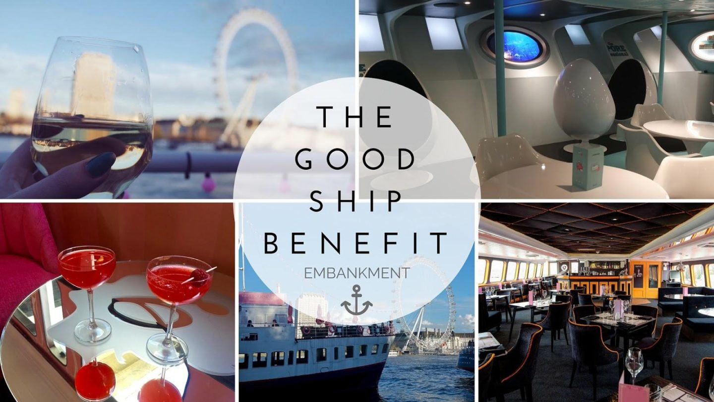 The Good Ship Benefit || London