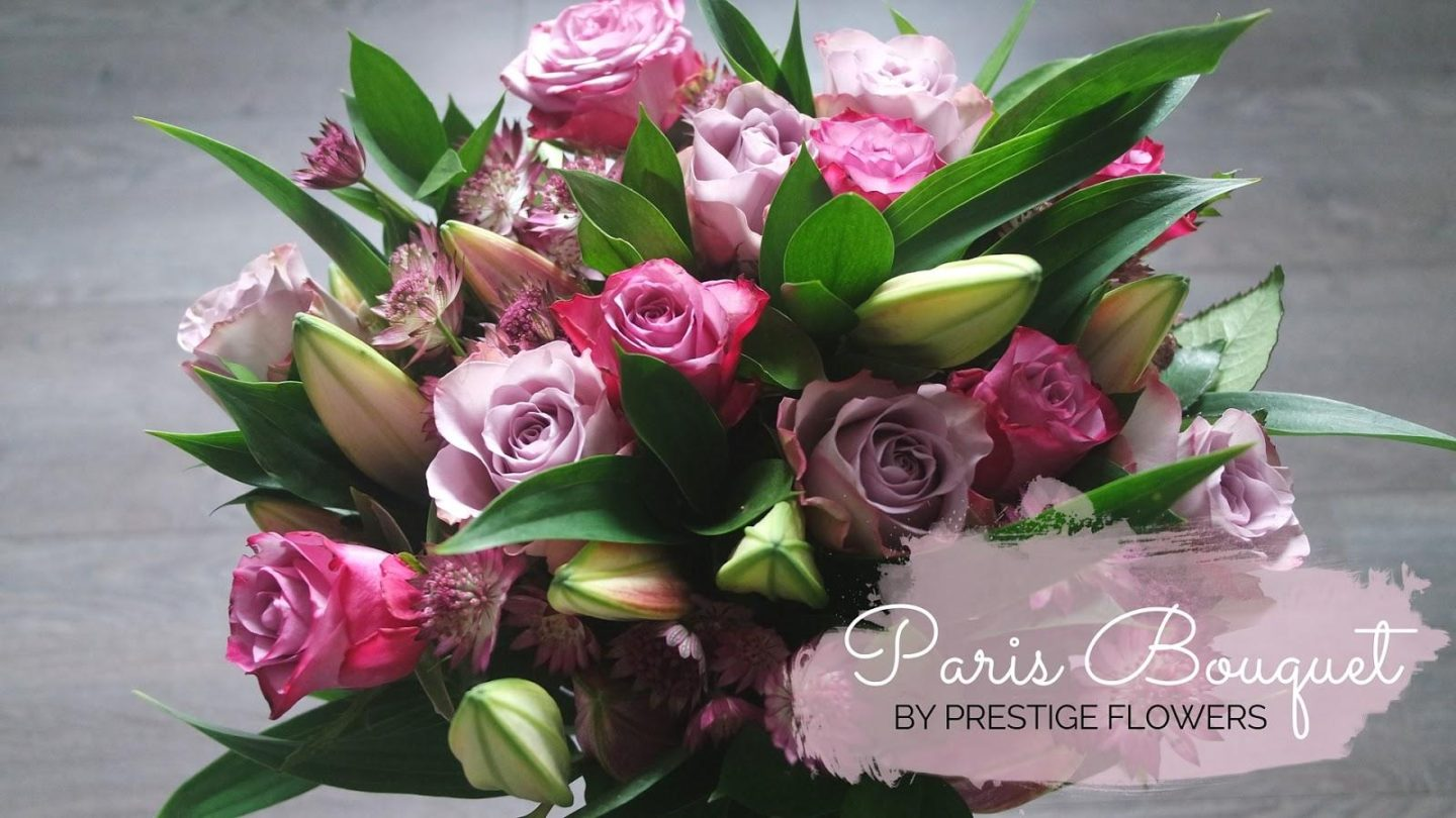 Luxury Bouquets With Prestige Flowers || Life Lately