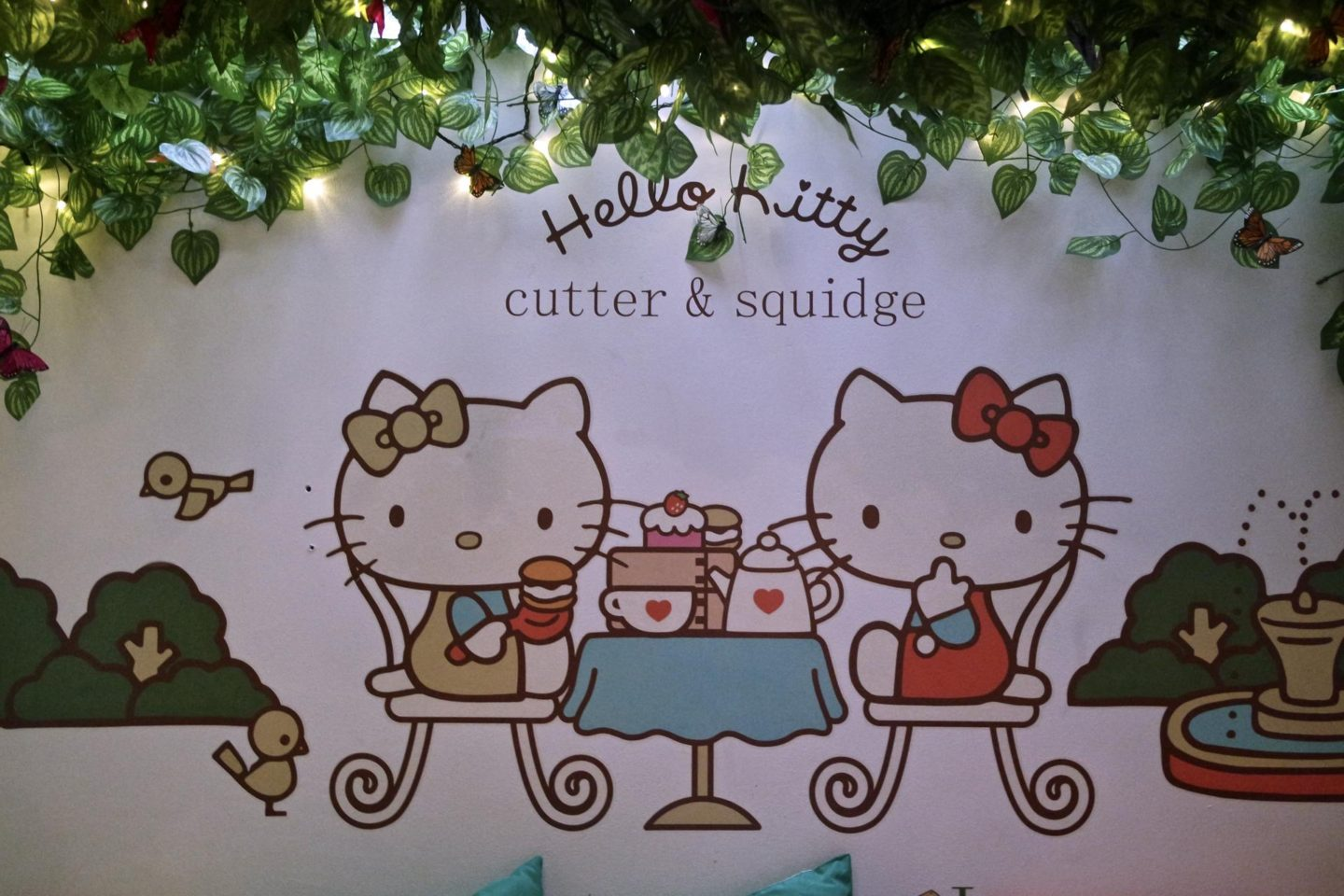 Hello Kitty Afternoon Tea