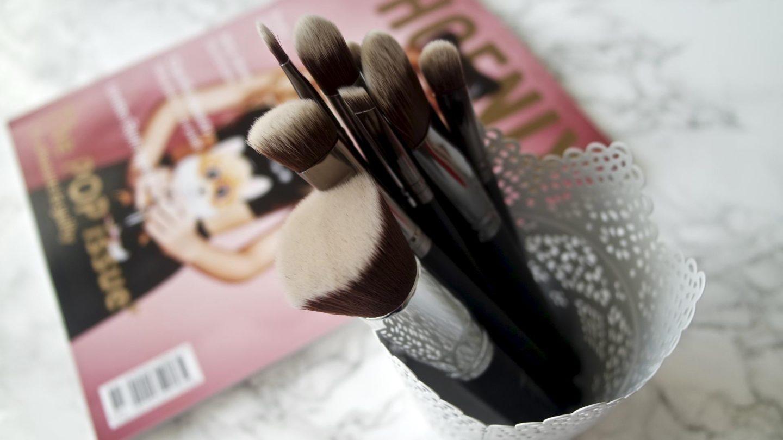 Makeup Brush Haul - Crown Brush