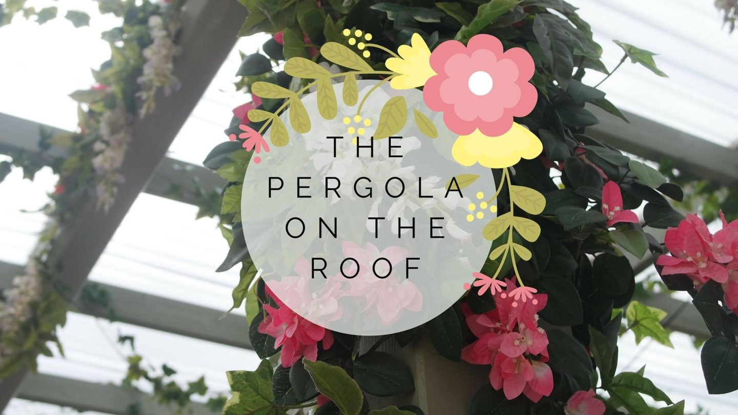 Pergola On The Roof, Shepherds Bush || London