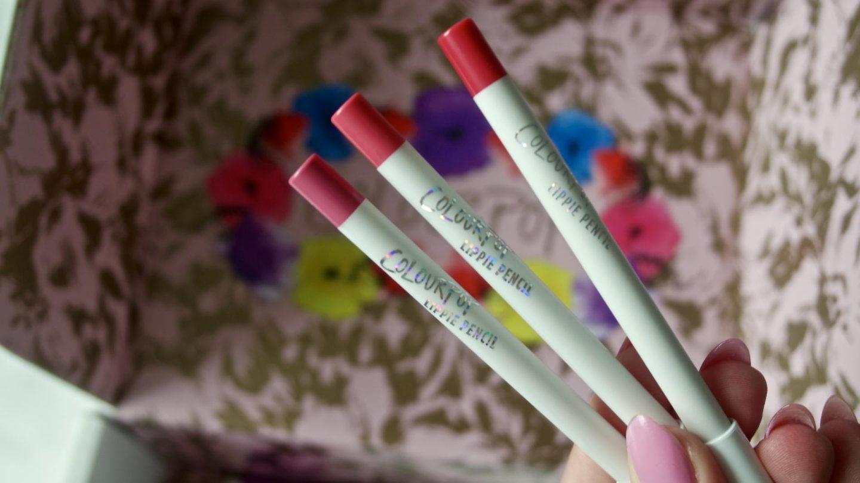 Mini ColourPop Lippie Pencil Haul