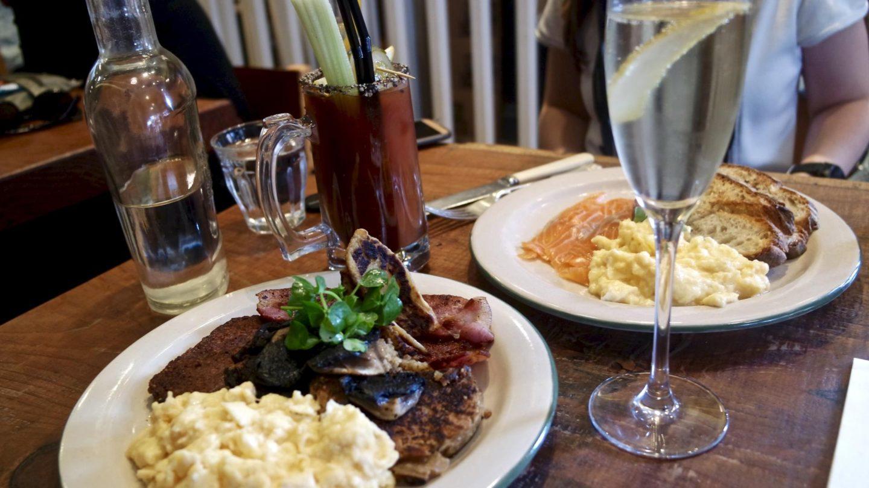 Wild Brunch Club - Mac & Wild || Food & Drink